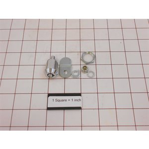 4451 CTRL DR LOCK W / CAM NO KEY*REPLACES 160038*