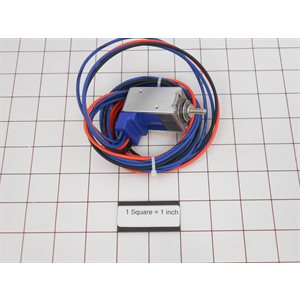 SOLENOID,MAG-LCH,2-COIL,120VDC