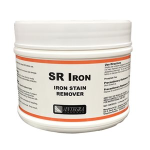 SR IRON - STAIN REMOVER (1.9LB CONTAINER)