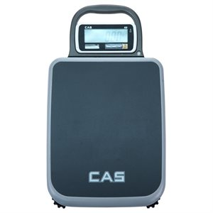 PORTABLE BENCH SCALE W / DETACHABLE LCD DISPAY